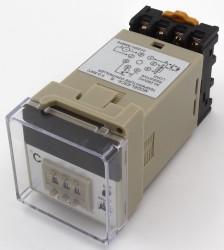 E5C4数显温控仪规格书